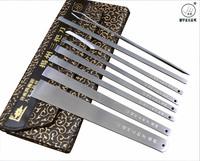 Tianyi knife manganese steel 8 nail art manicure set professional pedicure knife pulpstone