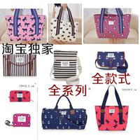 American sweetheart Hight qualty Sloane ranger super fashion girls's large shoulder bag travel package handbag canvas bag