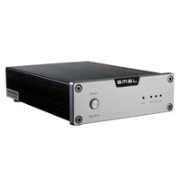 Free shipping 2014 New Version SMSL Sanskrit 24BIT/192Khz Coaxial&Optical Input USB DAC silver color