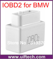Newest Scanner iOBD2 Diagnostic Tool for iPhone/iPad with Multi-Language BY Bluetooth for BMW