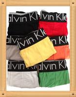 2014Free shipping hot selling men's brand black edge boxers, 1 pcs, cotton/Modal men's underwear,  quality boxers for men