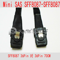 New SFF8087 Mini SAS 36 Pin to SFF 8087 RAID Server Cable 70cm