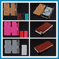 Luxury Leather Case For iPhone 5C iPhone5C Flip Case Cover For i Phone 5C