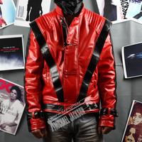 Mj clothes thriller jacket mtv
