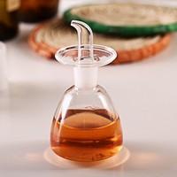Seasoning bottles big oil bottle glass leak oiler oil and vinegar sauce bottle