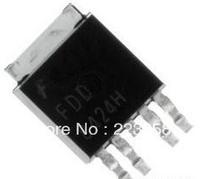 Free shipping FDD8424H FDD8424 TO252-4 Logic Level Gate