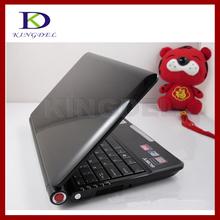 Free shipping 10 inch 2GB RAM+320GB HDD  portableLaptop,Netbook, Mini NotebookIntel Atom D2500 1.86Ghz, Window 7, WiFi, Webcam