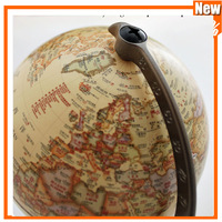 Free Shipping NEW 5in Chinese&English Vintage Reference World Globe Home Work Decor Wedding Educational Gift