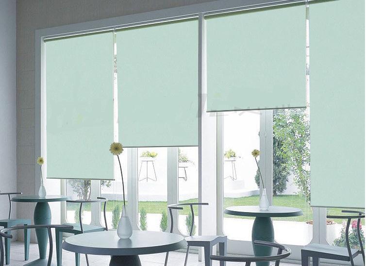 Sombra persiana prata do obturador sombra branca sombra persiana elétrica do obturador(China (Mainland))