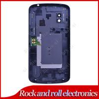 Battery Cover For LG Google Nexus 4 E960 Back Battery Cover Door+NFC Rear Panel Glass Housing