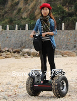 2014 New model SUV No pollution and zero consumption self-balancing electric chariot