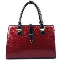 Fashion Woman Handbag  Crocodile Pattern handbag