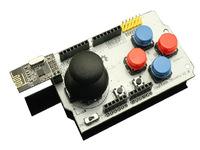 Cduino Game Rocker Extension Board Module JoyStick Shield Analog Keyboard Mouse LCD Bluetooth