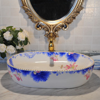 New arrival quality lengthen plus size rectangle art basin wash basin mdash .