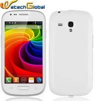 "S9920 4"" Capacitive Screen Android 4.2.2 Dual Core MTK6572W 512MB RAM 4GB ROM Smartphone Dual SIM Dual Camera 5MP WiFi GPS FM BT"