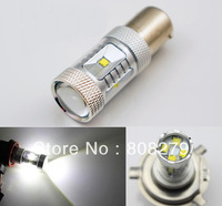 2pcs 1156/Ba15s 30W CREE LED White Daytime Light DRL for 2011+ Volkswagen Jetta White  DRL