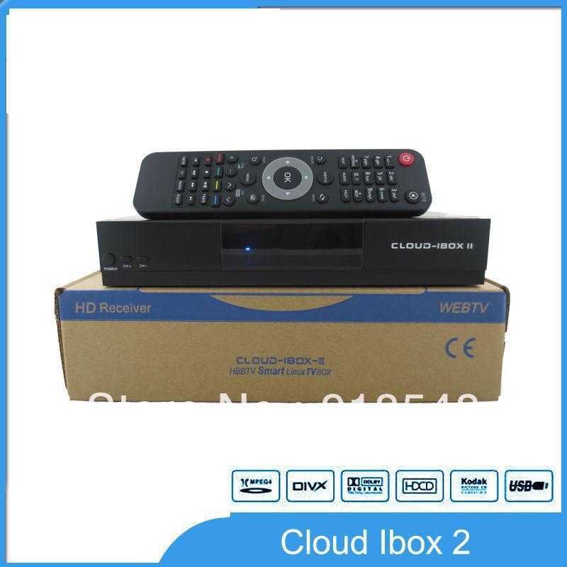 Free ship Cloud ibox2 Powered by a 600Mhz Broadcom MIPS CPU(China (Mainland))