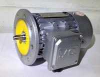 Worm gear motor Y90L-1.5kW-4P for  RV75 RV90 RV110 RV130
