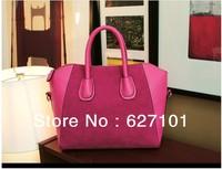 2014 Hottest Fashion Lady Handbag, Popular Nubuck Leather Womens Lol Shoulder Bags, Designer Brand Handbags Free Shipping