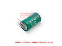 VARTA CR1/2 AA - SLF 7.5 mm 3 pin feet 6127101358 1/2 AA VARTA CR S PCBD
