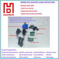 2014 New Listing Home Wireless Alarm Water Leak Detector (DN20*1pcs)
