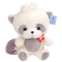 Mini Dolls small raccoon koala plush toy soft pillow birthday gift stuffed best quality free shipping popular great cheap plush