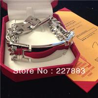 Free shipping Stainless Steel Bracelet For Women Men Love Style stainless steel Bracelet for Men/Women / LOVER Bangle