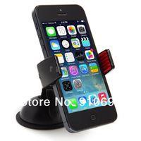 Windshiled Dashboard Univeral Car Mount Holder Car Phone Mount Holder Cradle for iphone 4 4s 5 5s 5c