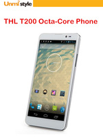 THL T200 Octa Core Phone Original 6 Inch Gorilla Glass OGS FHD MTK6592 1.7GHz RAM 2GB ROM 32GB Android 4.2 13MP Dual SIM