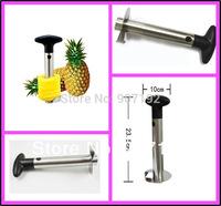 2014 Brand New High Quality Stainless Steel Fruit Pineapple Corer Slicer Peeler Cutter Parer Knife Kitchen Tool 360pcs/lot