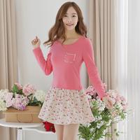 2013 female 109 one-piece dress