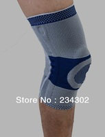 Free shipping new spandex elastic sports safety health care volleyball sleeve knee brace knee pads support protector