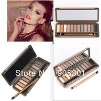 Make Up Neutral Eyeshadow Nude Naked Palette Eye Shadow Noble Eyes Set,12 Colors