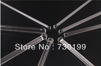 8*200mm Glass Sounding Male Urethral Stretching Dilatator Crystal Urethral Plug Masturbators Sex Toy For Men S309-4