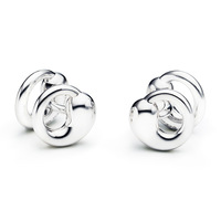 Wholesale 925 sterling silver 2013 fashion men designer brand Tai chi cufflinks jewelry hot sale promotion free shipping