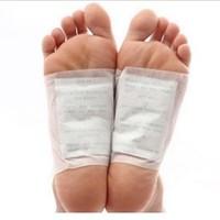 50packs=100pcs/lot Kinoki Detox Foot Pads Patches with Adhesive / No Retail Box(100pcs=50pcs Patches+50pcs Adhesives)
