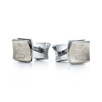 Wholesale 925 sterling silver 2013 fashion men designer brand Primary cufflinks hot sale promotion free shipping