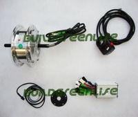 E-bike 36V 250W conversion kits with WUXING thumb  throttle