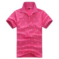 2014 Spring Male's Polo Shirt short-sleeve Plus Size Basic Style 95% Cotton Durable press treatment Slim M-XXL Mr.Rabbit Logo