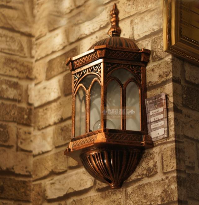 per esterni da parete rustico-Compra illuminazione per esterni ...
