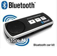 New Handsfree Headset Bluetooth Multipoint Car Kit Speaker Free Cellphone Universal Speakerphone