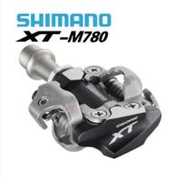 special offer Shinnano PD - M780 self-locking pedals mountain road bike Lock pedal +Lock Plate bmx mtb pedals spd bike pedals
