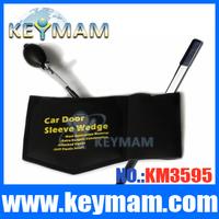 High quality Locksmith Tools lock pick for New 2 in 1 Air Wedge (big size) Car Door Sleeve Wedge Car door Opener