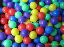 2014 nova chegada reais coloridas bolas de plástico bola de natação piscina de diversão ao ar livre da água do oceano banho e bebê dos miúdos clássicos brinquedo brinquedos 100pcs(China (Mainland))