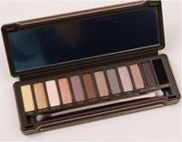 12 COLOR Professional EYE SHADOW POWDER EYESHADOW palette makeup set