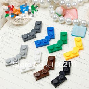 rebrickable Hinge Plate compatible accessory bricklink DIY building block Assembles Particles brickset(China (Mainland))