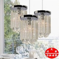 Restaurant lamp pendant light crystal lamp modern brief lamps pendant lamp balcony lamp lighting 3001