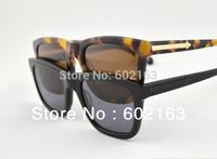 Retro Designer Sunglasses Deep Freeze Vintage Sunglasses Black Tortoise Frame with Golden Arrow Eyeglasses for Women