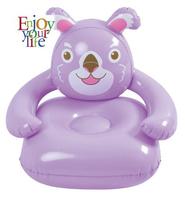 Free shipping Portable Animal Children Sofa, Lovely Kids inflatable sofa, children's cartoon inflatable sofa ,Koala  Sofa