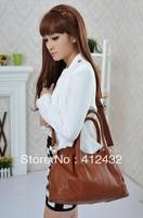 Free shipping Handbags Fashion Vintage Genuine Cowhide Leather Women Handbag Totes women Messenger Bags Shoulder  bag leather